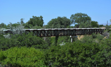 Canal Trail Bridge Completion