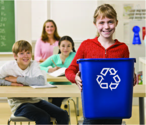 Classroom Recycling AI Scaled