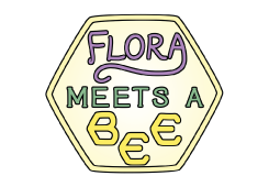 Plan-B Theatre Presents Flora Meets a Bee, a children's production