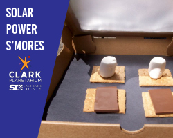 Solar Power S'mores