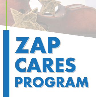 ZAP CARES Program
