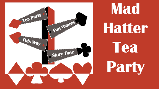 mad hatter tea party blog