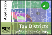 Tax Districts Map