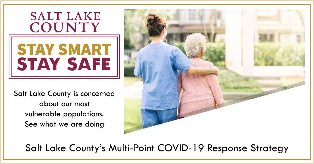 Salt Lake County's Vulnerable Populations - COVID-19 | SLCo