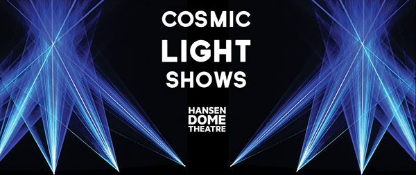 Cosmic Light Shows Banner