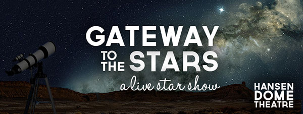 Gateway to the Stars Banner