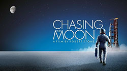 Chasing the Moon Poster