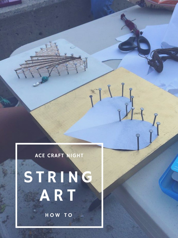 string art how to
