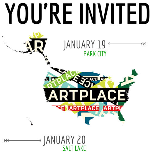 ArtPlace - Join us in Park City or Salt Lake