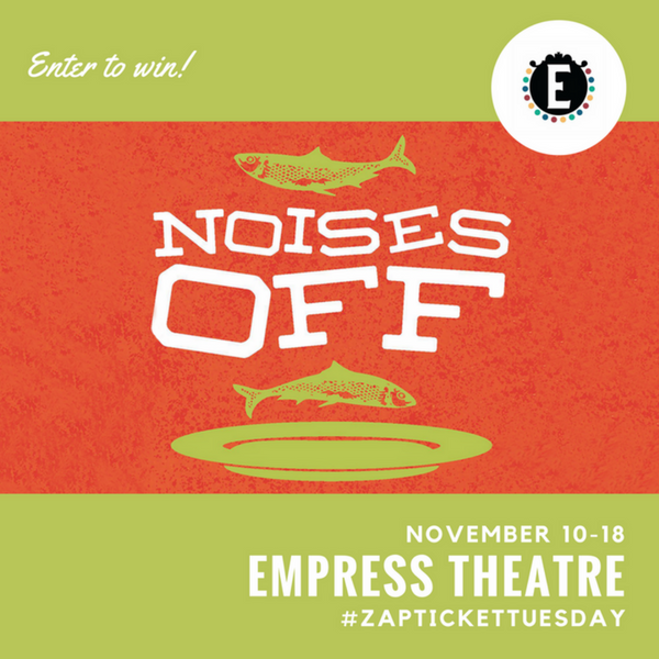 Noises Off - Ticket Tuesday
