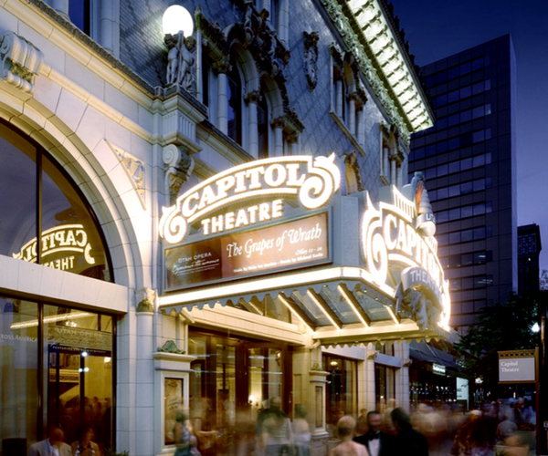 Center for the Arts- Capitol Theatre