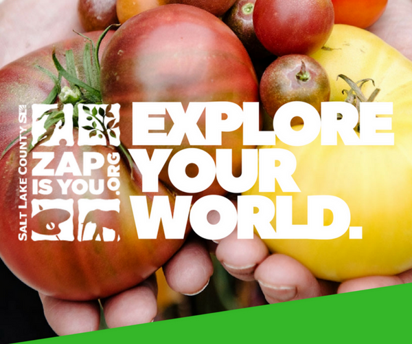 Explore ZAP- Wasatch Community Gardens