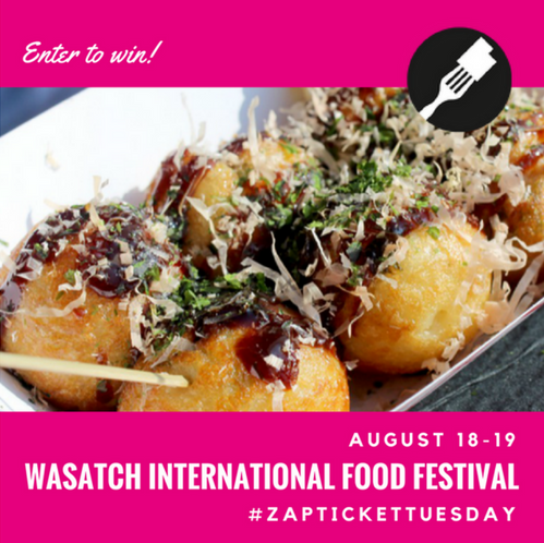 Wasatch International Food Fest 2017