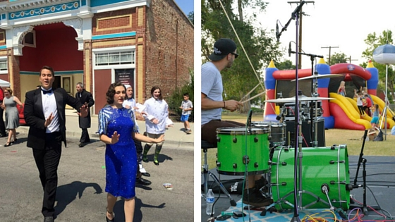 magna arts council offers a full range of programming - including the arts festival on main