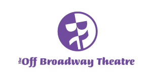 off broadway theatre logo