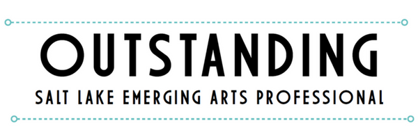 outstanding emerging arts professional