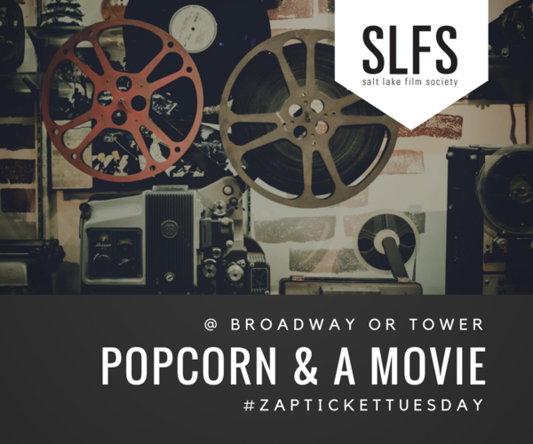 Ticket Tuesday- SLFS