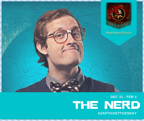 the nerd ticket tuesday giveaway