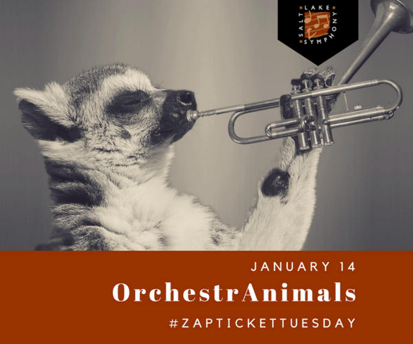 Salt Lake Symphony - Ticket Tuesday