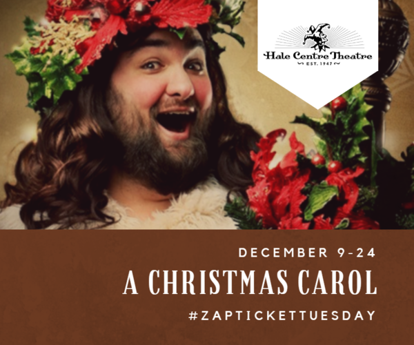 Ticket Tuesday- Hale Centre Theatre