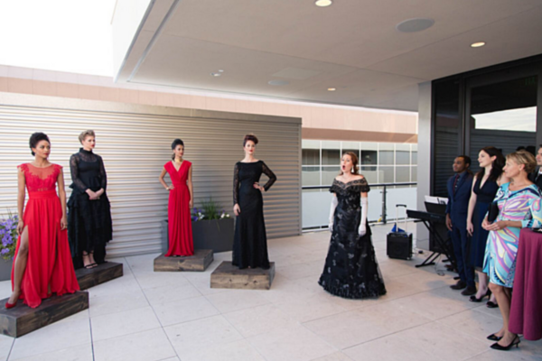 utah opera - fashion presentation