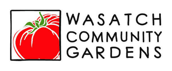 logo for wasatch community gardens