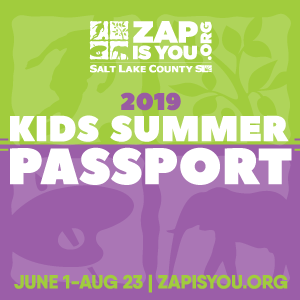 Kids Summer Passport