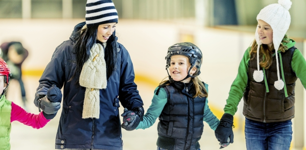Skating Group