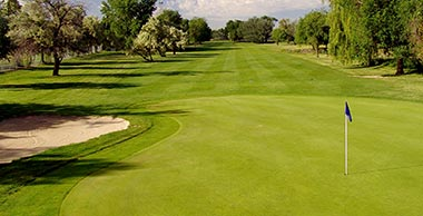 Mick Riley Golf Course