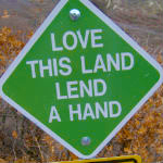 Love this Land Lend a Hand