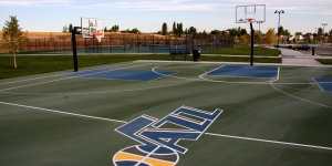 Lodestone Basketball Courts