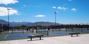Wardle Fields Pickleball Courts