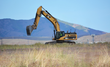 Bingham Creek Regional Park Groundbreaking